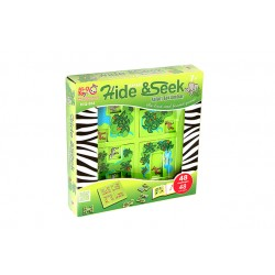 Hi-Q Toys Safari Hide & Seek Safari Saklambaç